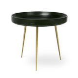 Bowl Table | Nori green | L | by Ayush Kasliwal