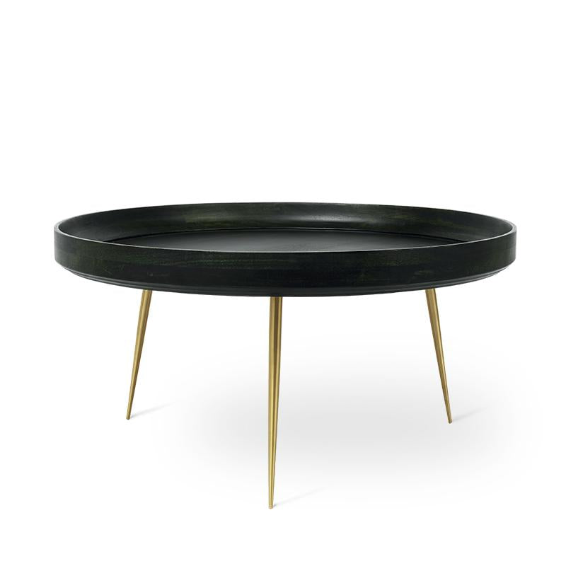 Bowl Table | Nori Green | XL | by Ayush Kasliwal
