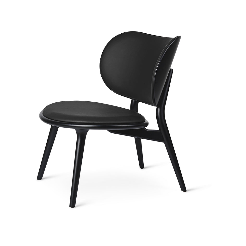 The Lounge Chair | Black Stain Beech | By Space Copenhagen