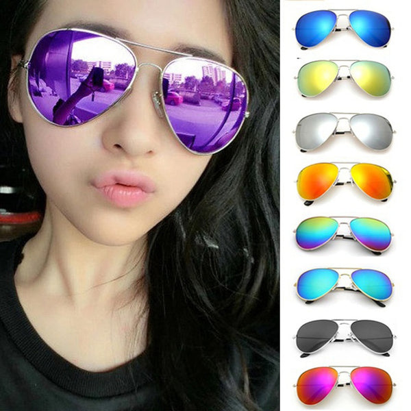 Fashion Beetle Retro Aviator Mirror Sunglasses Designer Eyewear Popular For Unisex