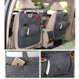 Auto Car Backseat Storage bag Multi-Pockets Travel Storage Bag Hanging Bag Organizers
