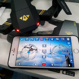 2018 New Clone Dji Mavic Pro Wifi FPV HD 4K Camera 360-degree Gyro Foldable Drone