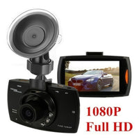 HD 1080P Car DVR LCD Dash Camera Night Vision Cam Video Driving Recorder