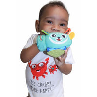 Yummy Mitt® Teething Mitten - Yummy Buddy Limited Edition