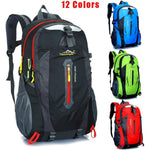 40L Outdoor Travel Backpack Sports Bag Camping Backpack Hiking Rucksack