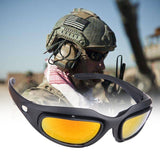 Men Women Outdoor Fashion Military Army Bullet-proof Goggles Sunglasses