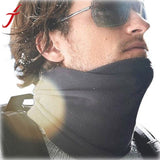 Shawl Horse Foulard Hijab From India Winter Neck Warmer Face Mask Hat Cycling #LSN