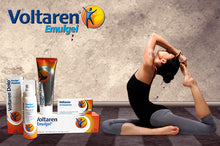 Voltaren Emulgel 1% - Ttraumatismes Musculaires ou Articulaires