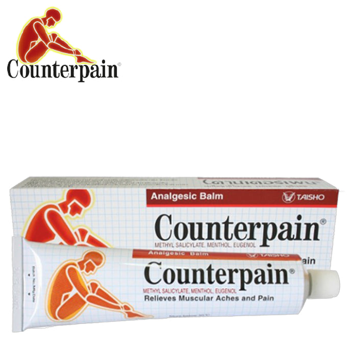 Counterpain Pommade Analgesique Chaude