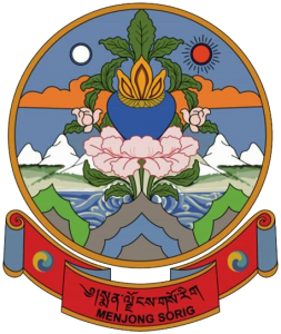 MENJONG SORIG PHARMACEUTICALS official logo | The best herbal product from Bhutan
