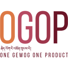 OGOP Bhutan | Bhutan queen project | official OGOP logo of Bhutan