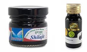 shilajit from Bhutan | natural shilajit |druksell