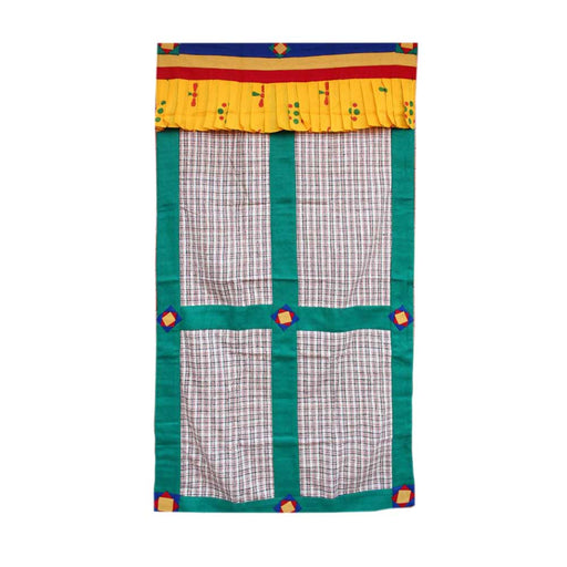Bhutanese door curtains  (4585262612598)