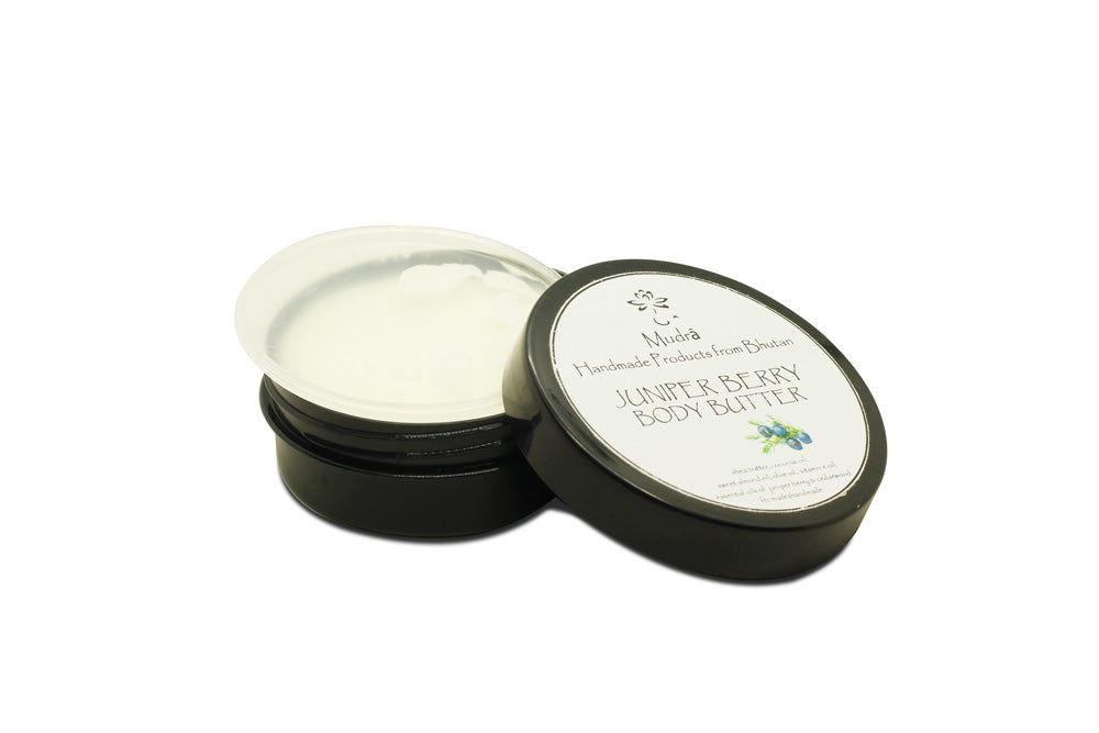 Mudra - Juniper Berry Body Butter - Druksell.com (4348204613750)