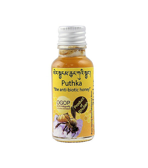 Pure natural Puthka honey from Bhutan | Bhutan organics honey