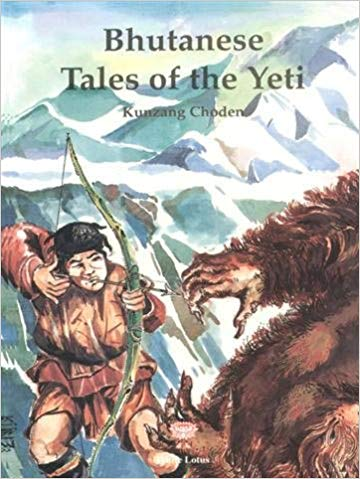 Tales of the Yeti | Bhutanese Folk stories - Druksell.com