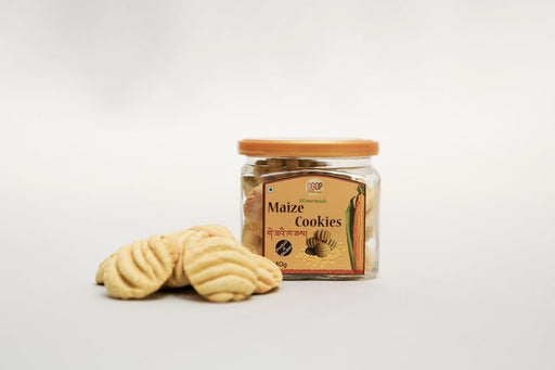 Maize Cookies - Druksell.com