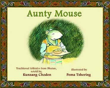 Aunty Mouse Book