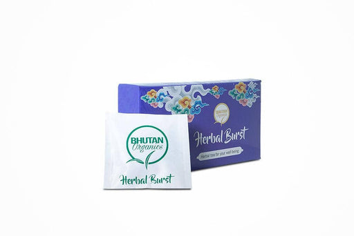 Bhutan Herbal Tea Bust - Druksell.com