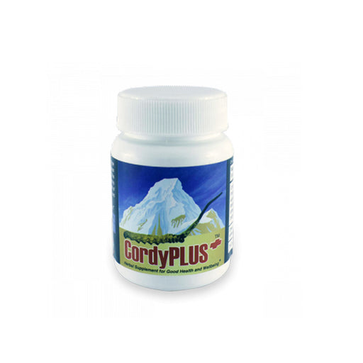 Cordyplus | Pure cordycep capsules\supplement from Bhutan - Druksell.com