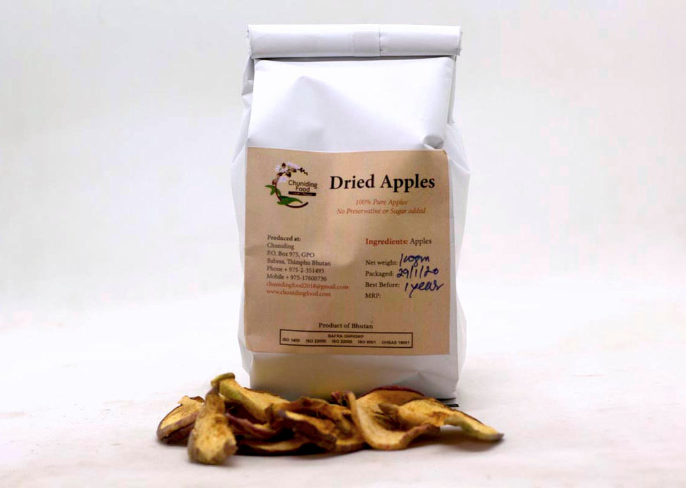 Dried Apples - Druksell.com (4524367020150)