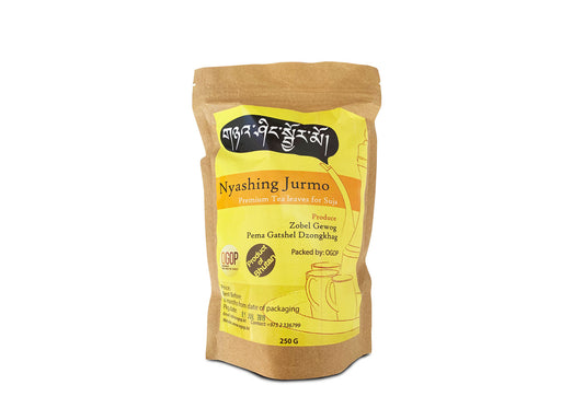 Nyashing Jurmo | Suja tea leaves, 250g - Druksell.com