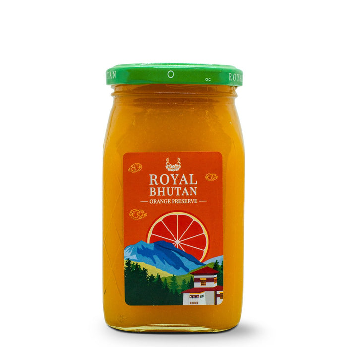 Orange preserve | Royal Bhutan agro products | Druksell