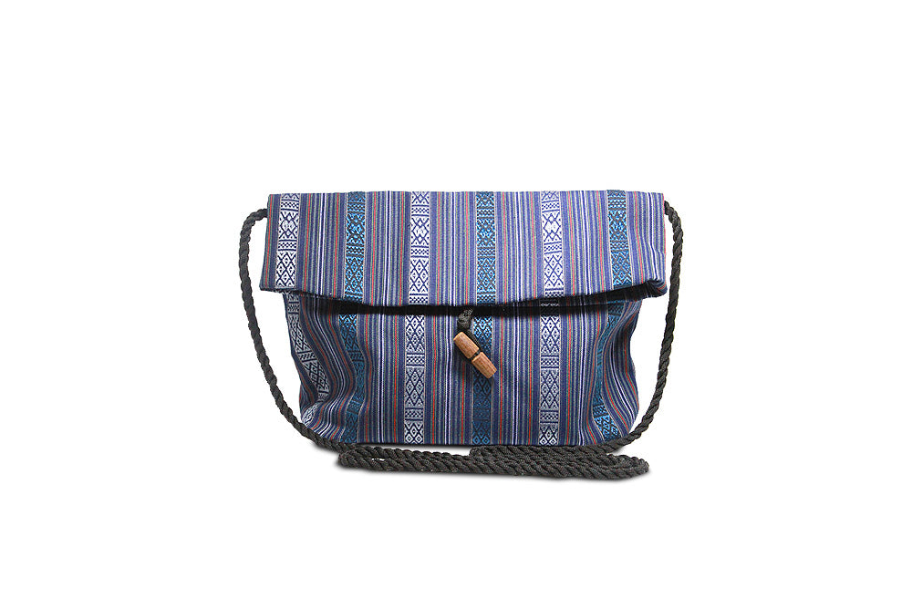 Traditional Bhutanese sling purse for women