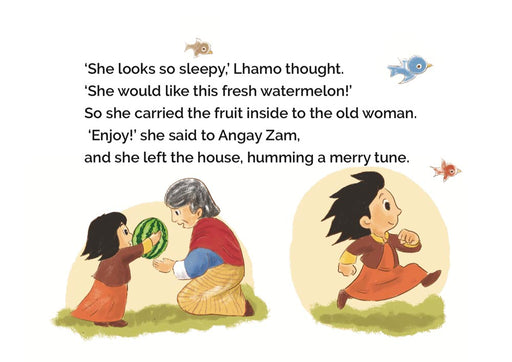 Bhutan children's book