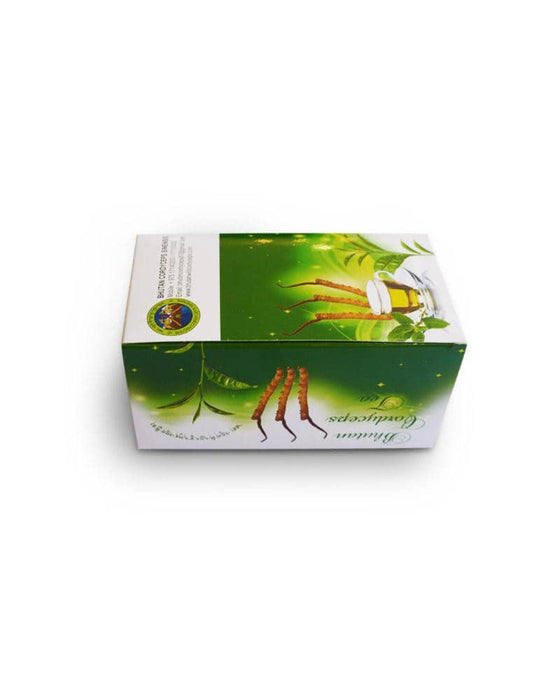 Bhutan Cordyceps Tea | The best herbal tea from Bhutan