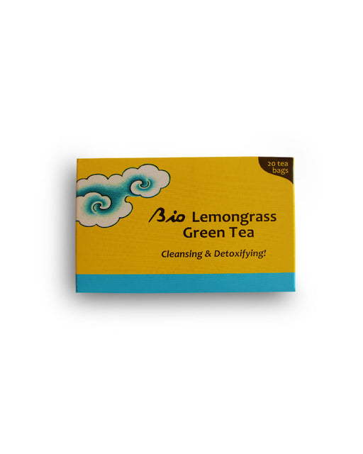 BioBhutan Lemongrass Tea