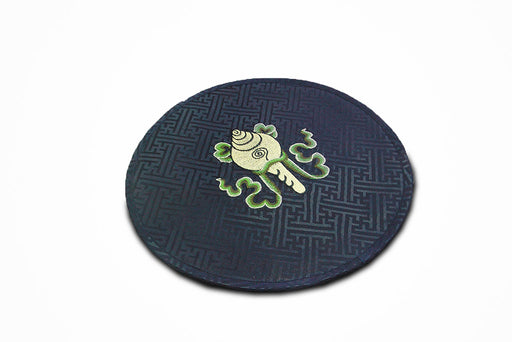 Traditional tray pad (navy blue)