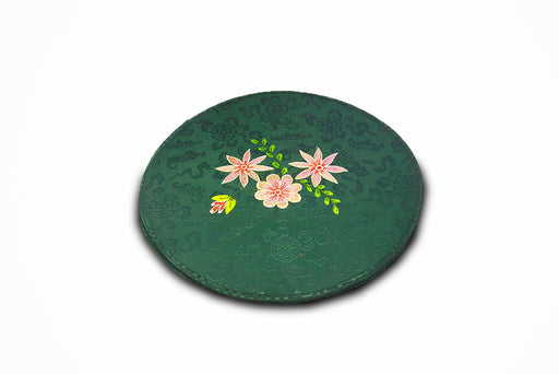 Traditional tray pad (Green)