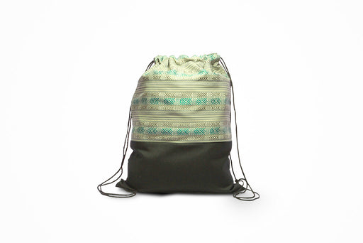 Traditional String Bag-pack pattern - Druksell.com