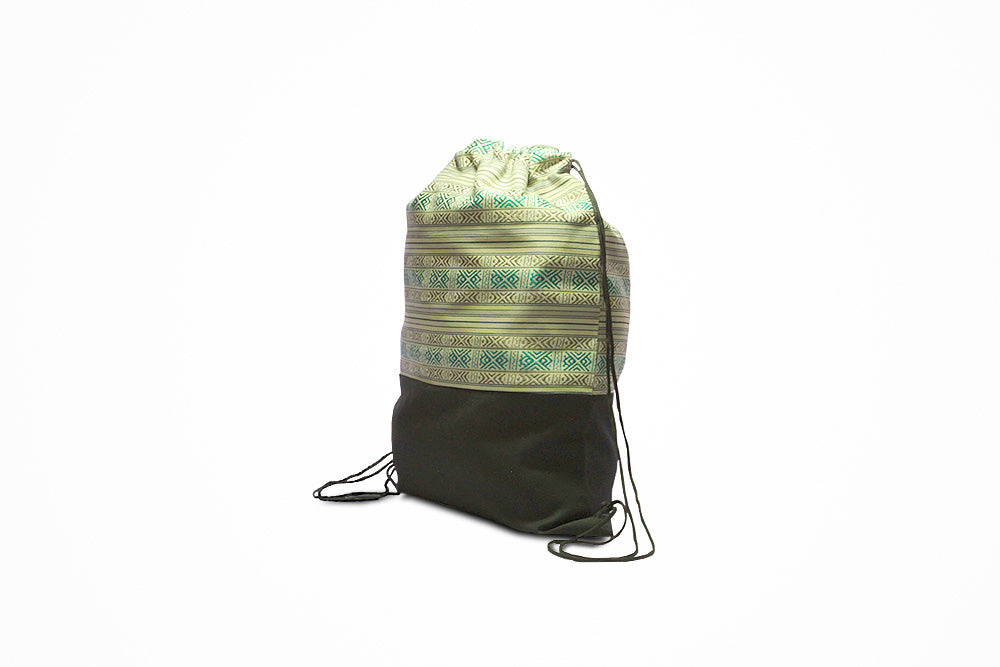 Traditional String Bag-pack pattern
