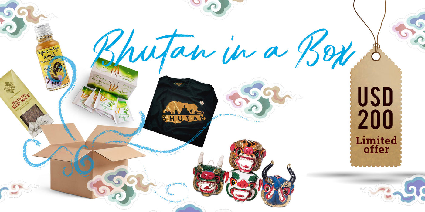 Bhutan in a box bundle - Druksell.com (4538748141686)