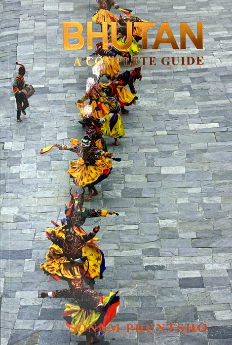 Bhutan most comprehensive guide book ever