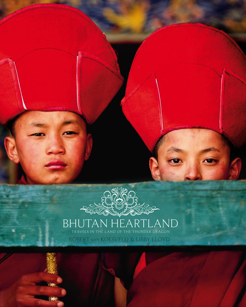 Heartland of Bhutan is a travel photo book by two travelers to Bhutan