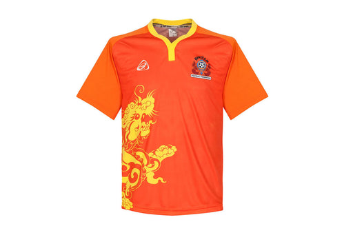Bhutan Football shirt/Jersey (Kids & Men), 2020 - Druksell.com