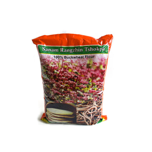 Pure Buckwheat flour from Bhutan | pure and natural from Bumthang valley in Bhutan (4569781764214)
