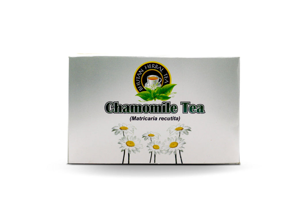 Pure Chamomile tea from Bhutan - Druksell.com