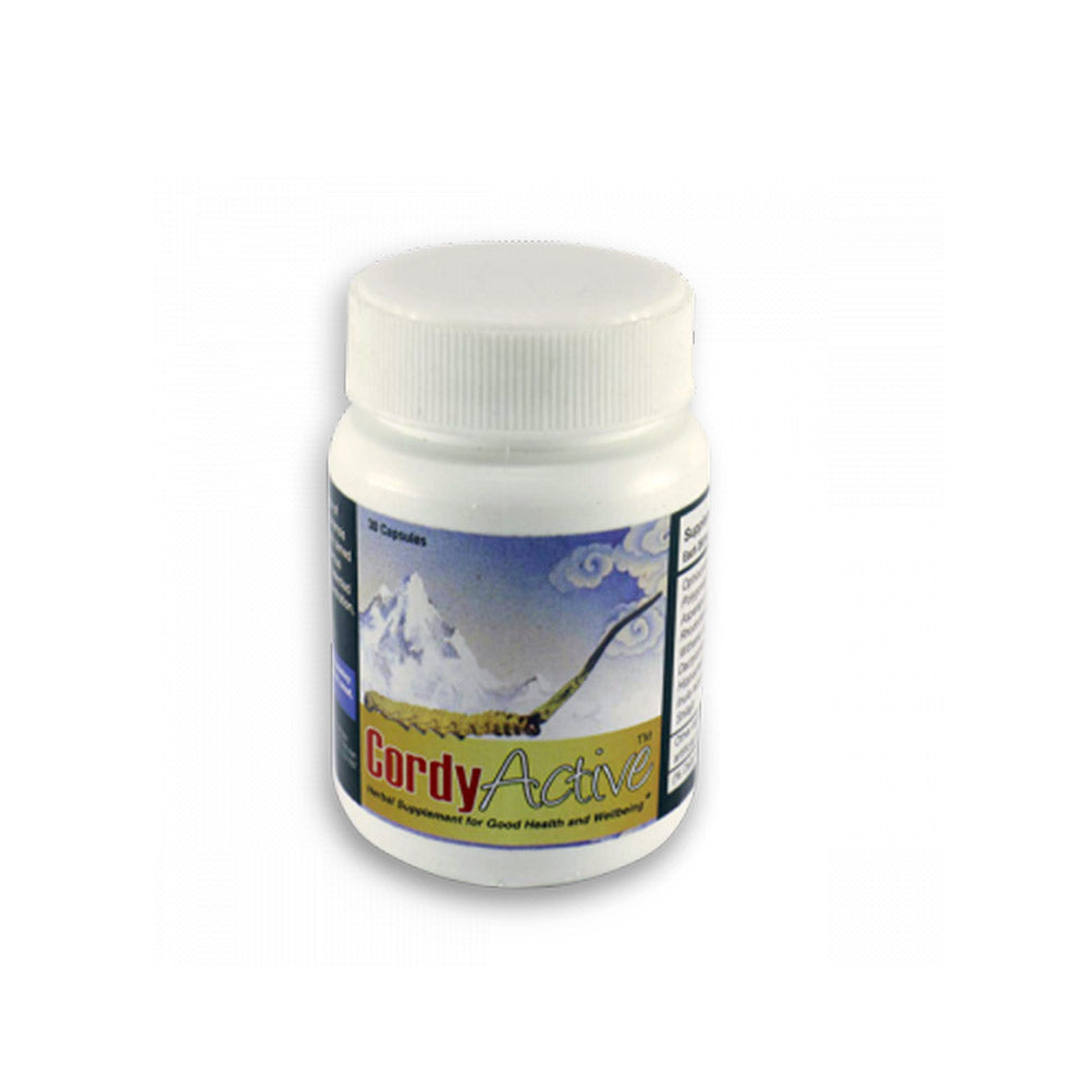 Cordycep active | Bhutan herbal supplement from Bhutan