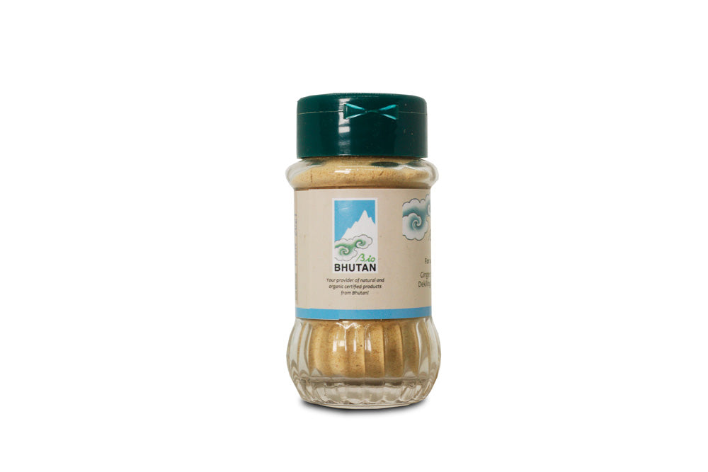 Bio Bhutan organic ginger powder