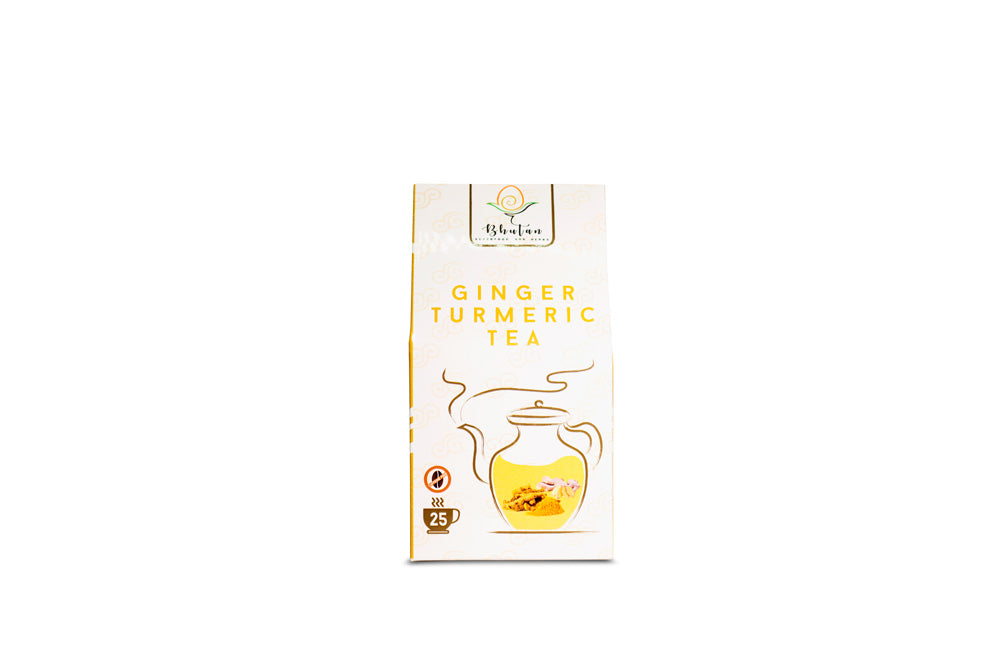 Ginger Tumeric tea