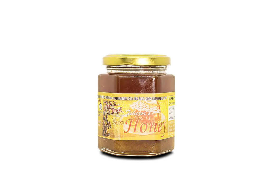 Tshejor's Pure bee honey (sting and stingless) - Druksell.com