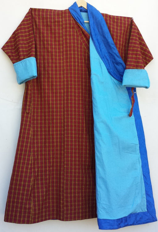 Gho | Bhutan's men's wear national dress - Druksell.com