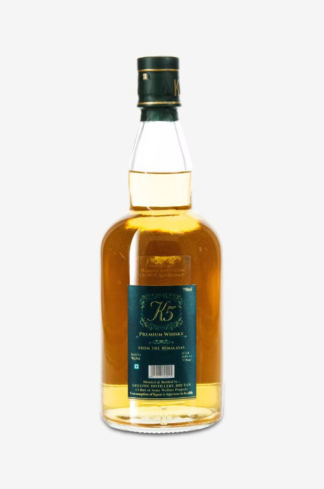 K5 Whiskey Alcohol