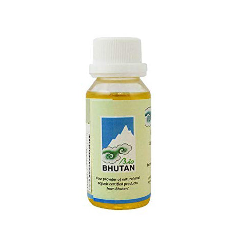 bhutan lemon grass oil by Bio Bhutan