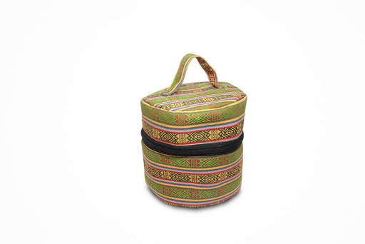 Traditional lunch box bag. (Bhutanese pattern) - Druksell.com