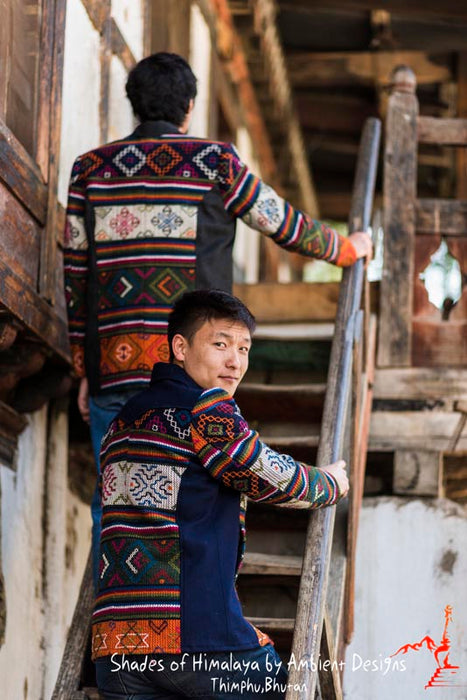 Yathra Jacket From Bumthang